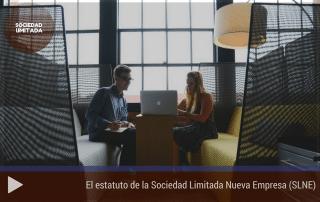 Estatuto de la Sociedad Limitada Nueva Empresa