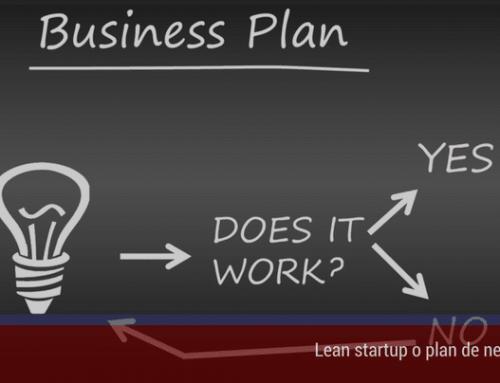 Lean startup o plan de negocio