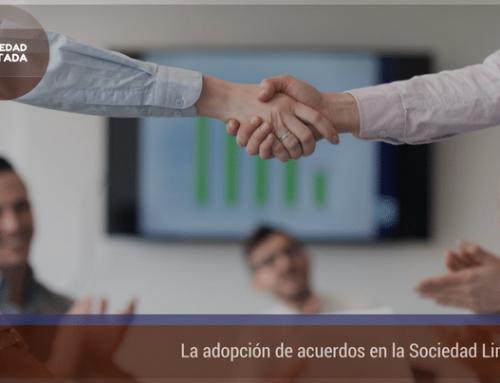 La adopción de acuerdos en la Sociedad Limitada
