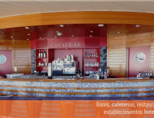 Trámites específicos bares, cafeterias, restaurantes, establecimientos hoteleros