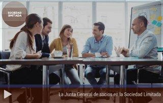La Junta General de socios en la Sociedad Limitada