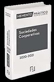 Memento Sociedades Cooperativas