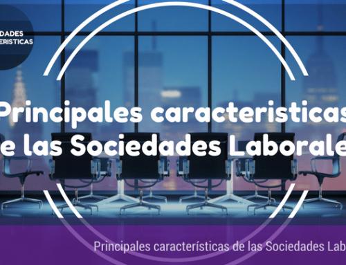 Principales características de la Sociedad Laboral