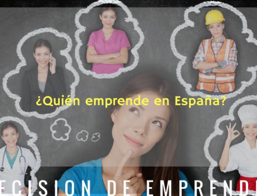 ¿Quien se atreve a emprender en España?
