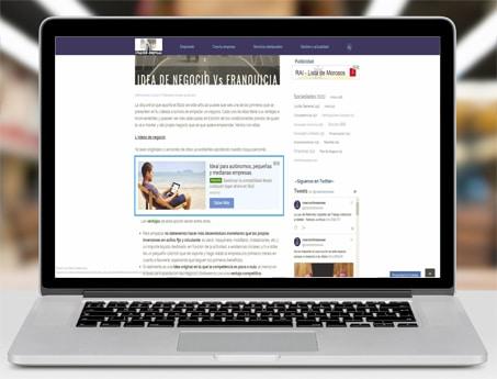 Area de publicidad - Post Content
