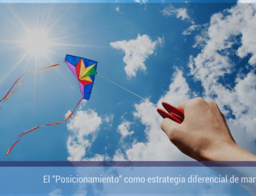 """El """"Posicionamiento"""" como estrategia diferencial de marketing"""