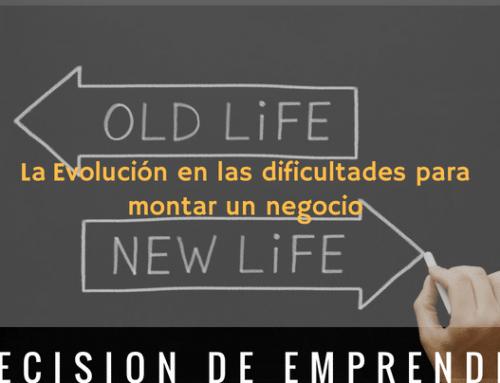 La evolución en las dificultades para montar un negocio
