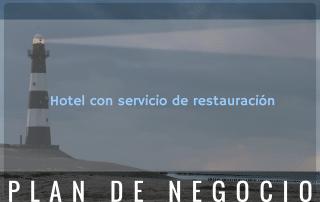 hotel con servicio de restauracion