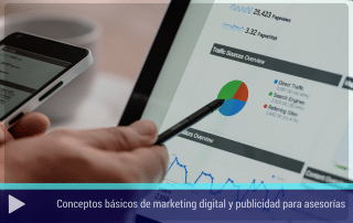 Conceptos basicos de marketing digital para asesorias y gestorias