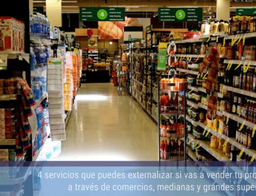 4 servicios que puedes externalizar si vas a vender tu producto al consumidor final a través de comercios