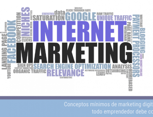 Conceptos mínimos de marketing digital que todo emprendedor debe conocer