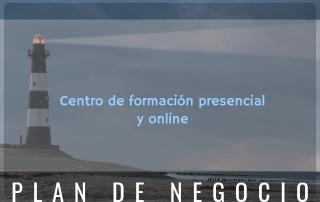 Plan de negocio de centro de formación presencial y online