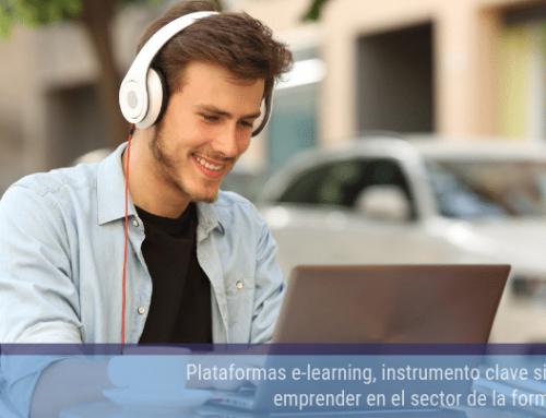 Plataformas e-learning, instrumento clave si vas a emprender en el sector de la formación