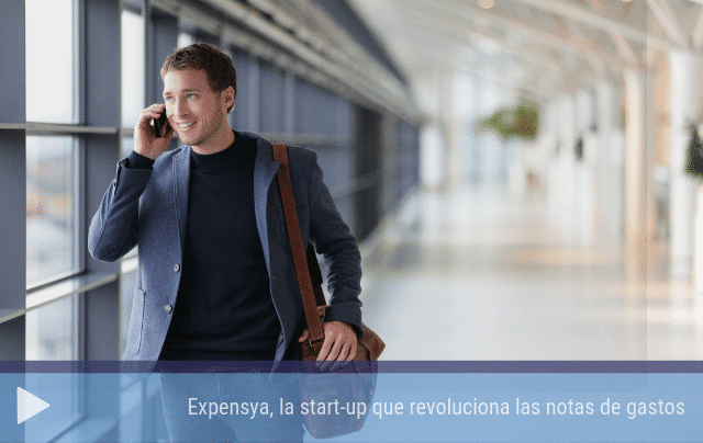 Expensya, la start-up que revoluciona las notas de gastos