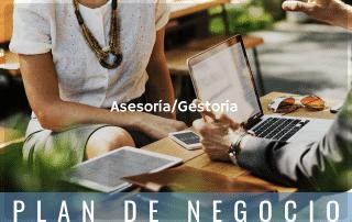 Plan de negocio de asesoría gestoría