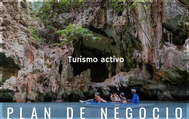 Plan de negocio de turismo activo
