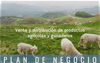 Plan de negocio de venta y distribución de productos agrícolas y ganaderos