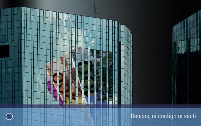 Bancos para pymes, ni contigo ni sin ti