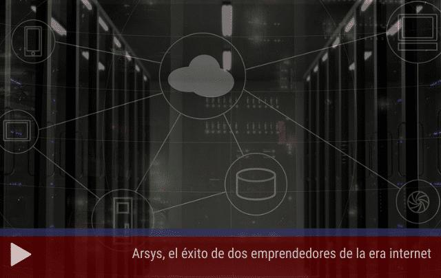 Arsys, el éxito de dos emprendedores de la era internet