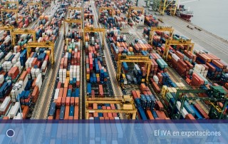 El IVA en exportaciones
