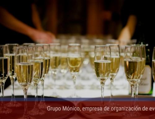 Grupo Mónico, empresa de organización de eventos