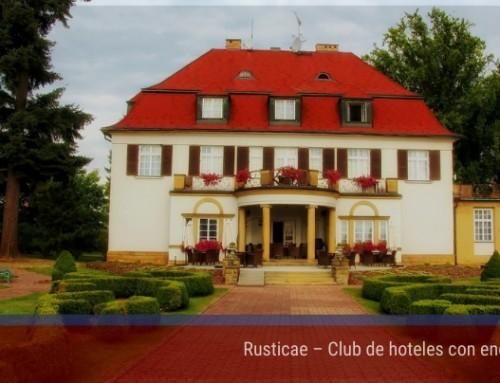 Rusticae – Club de hoteles con encanto