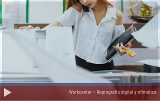 Workcenter - Experiencias emprendedores