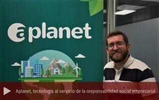 Aplanet, tecnología al servicio de la responsabilidad social empresarial