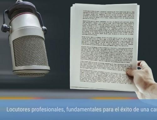 Locutores profesionales, fundamentales para el éxito de una campaña