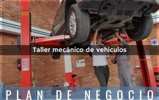 Montar un taller mecánico de coches