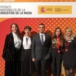 Sepiia, en los premios nacionales de la industria de la moda