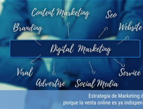 Estrategia de Marketing digital, porque la venta online es ya indispensable