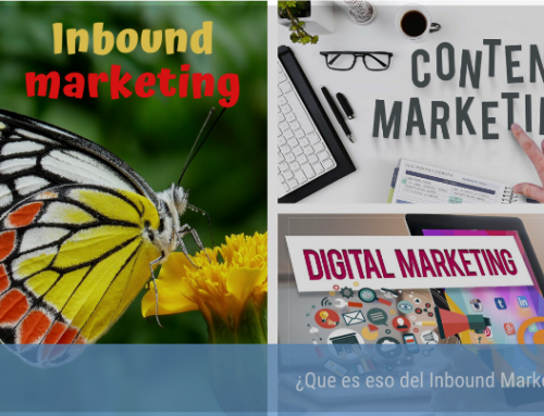¿Qué es eso del inbound marketing?
