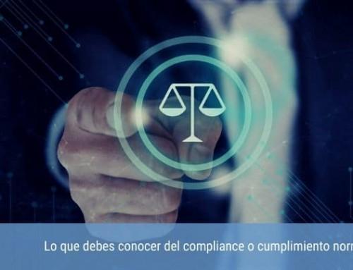 Lo que debes conocer del compliance o cumplimiento normativo
