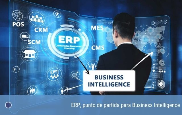 ERP, punto de partida para Business Intelligence