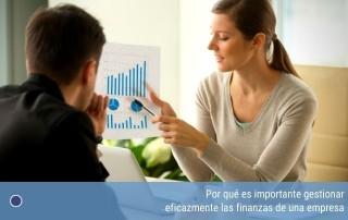 Por qué es importante gestionar eficazmente las finanzas de una empresa