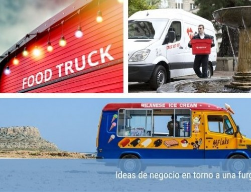 Ideas de negocio en torno a una furgoneta