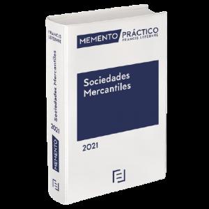 Memento sociedades mercantiles 2021