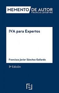 Memento de autor IVA para expertos