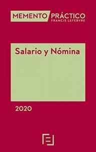 Memento practico Salario y Nomina 2020