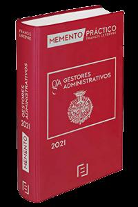 Memento practico Gestores Administrativos 2021