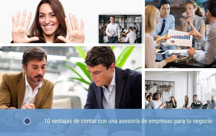 10 ventajas de contar con una asesoría de empresas para tu negocio