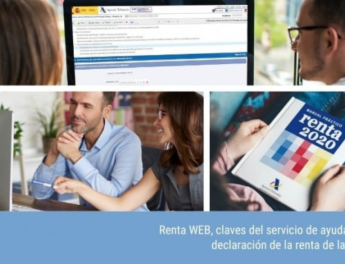 Renta WEB, claves del servicio de ayuda de la declaración de la renta de la AEAT