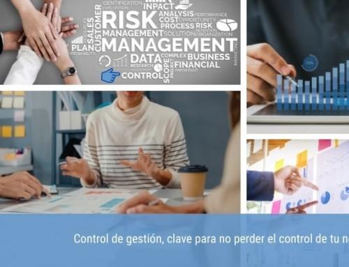 Control de gestión, clave para no perder el control de tu negocio
