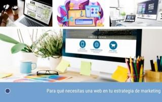 Para qué necesitas un sitio web en tu estrategia de marketing