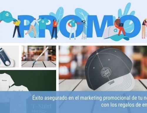 Éxito asegurado en el marketing promocional de tu negocio con los regalos de empresa