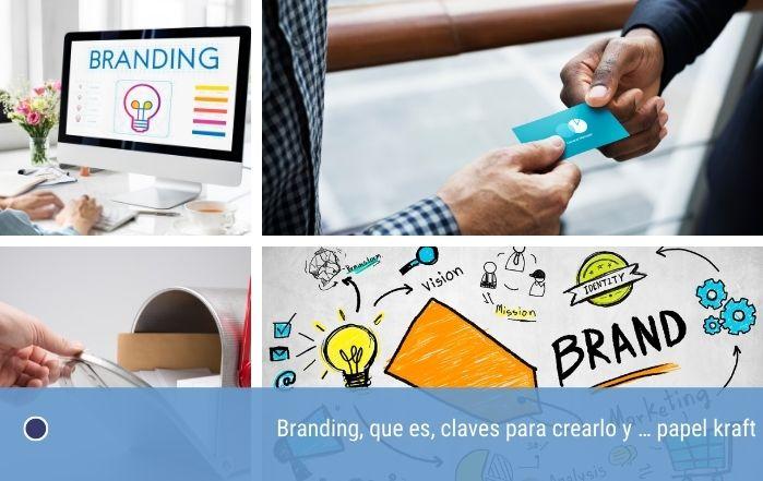 Branding, qué es, claves para crearlo y … papel kraft